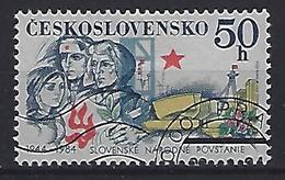 Czechoslovakia 1984  40th Ann. Of Slovak Uprising (o) Mi.2780 - Czechoslovakia