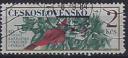 Czechoslovakia 1984  40th Ann. Of Battle Of Dukla Pass (o) Mi.2781 - Czechoslovakia