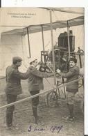 AEROPLANE LOUIS DE SALVERT  ****586 - 1914-1918: 1st War