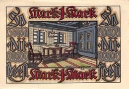 1 Mark Notgeld Norddorf AU/EF (II) - Lokale Ausgaben