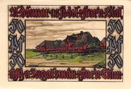 50 Pfg. Notgeld Norddorf AU/EF (II) - Lokale Ausgaben