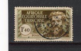 AFRIQUE EQUATORIALE FRANCAISE - Y&T N° 83° - Paul Crampel - A.E.F. (1936-1958)
