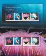 Australian Antarctic 2017 Deep Sea Creatures Presentation Pack - Ongebruikt