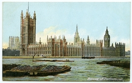 ADVERTISING : WOOD MILNE BOOT / SHOE POLISH - LONDON, HOUSES OF PARLIAMENT - Advertising