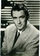 GREGORY PECK  Warner Bros - Actores