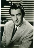 GREGORY PECK  Warner Bros - Actors