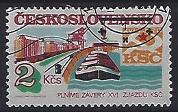 Czechoslovakia 1984  Achievements (o) Mi.2787 - Czechoslovakia