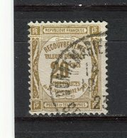 FRANCE - Y&T Taxe N° 45° - 1859-1955 Oblitérés