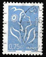 FRANCE : N° 3737 Oblitéré (Marianne De Lamouche) - PRIX FIXE - - 2004-08 Marianne Of Lamouche