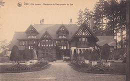 Spa Villa Levooz Residence Du Bourgmestre De Spa - Postcards