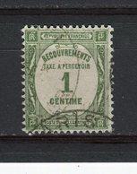 FRANCE - Y&T Taxe N° 55° - 1859-1955 Oblitérés