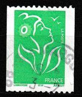 """FRANCE : N° 3742 Oblitéré """"N° Noir Au Dos : 070"""" (Marianne De Lamouche) - PRIX FIXE - - 2004-08 Marianne Of Lamouche"""