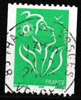 """FRANCE : N° 3742 Oblitéré """"N° Noir Au Dos : 260"""" (Marianne De Lamouche) - PRIX FIXE - - 2004-08 Marianne Of Lamouche"""