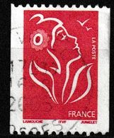 """FRANCE : N° 3743 Oblitéré """"N° Noir Au Dos : 397"""" (Marianne De Lamouche) - PRIX FIXE - - 2004-08 Marianne Of Lamouche"""