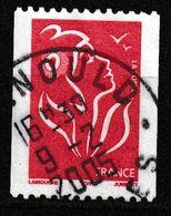 """FRANCE : N° 3743 Oblitéré """"N° Noir Au Dos : 261"""" (Marianne De Lamouche) - PRIX FIXE - - 2004-08 Marianne Of Lamouche"""
