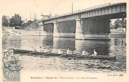 Asnières Aviron Rowing Club - Asnieres Sur Seine