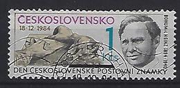 Czechoslovakia 1984  Stamp Day (o) Mi.2796 - Czechoslovakia