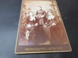 Oude Foto, 11 Cm X 16.50,edit Photographie Americaine, Ebert, Dunkerque - Anciennes (Av. 1900)