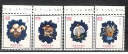 TAIWAN1974: Michel1052-5mnh** - 1945-... Republik China