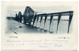 SCOTLAND : FORTH BRIDGE - Bridges