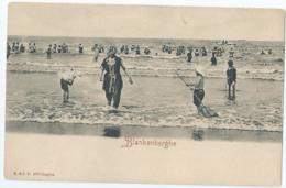 Blankenberge - Blankenberghe - R.&J. D. 4083 Begina - Blankenberge