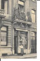 NAMUR - Namur Fleuri. - Tabacs Cigares: MOREAU - Au Chinois D'Or - Ed: Stainier - Circulé: 1907 - 2 Scans. - Namur