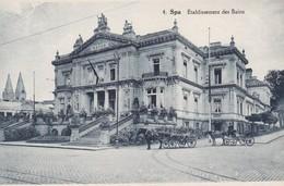 Spa Etablissement Des Bains - Postcards