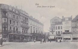 Spa Place Pierre Le Grand - Postcards