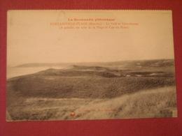 Surtainville Plage - Le Golf Et L'Aérodrome ( A Gauche , Un Coin De La Plage Et Le Cap Du Rozel ) - France
