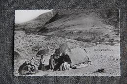 Campements De Nomades Au Plateau De DAI - Gibuti