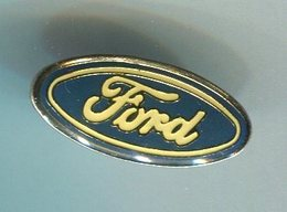 Pin's - FORD Logo - Ford