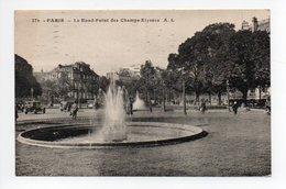 Paris: Le Rond Point Des Champs Elysees (19-1021) - Arrondissement: 08