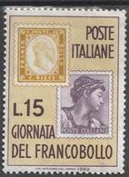 Italia 1962: Giornata Del Francobollo - MNH ** - 1961-70:  Nuovi