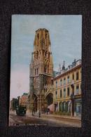 LILLE - L'Eglise Du Sacré Coeur ( Au Verso Pub POULAIN) - Lille