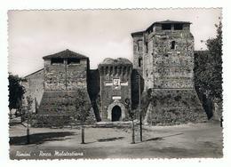 RIMINI:  ROCCA  MALATESTIANA  -  FOTO  -  FG - Castelli
