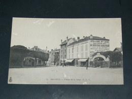 BRUNOY   / 1910 /    VUE  RUE  ....   / CIRC /  EDITION - Brunoy