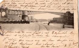 BREST - Le Pont Tournant - - Brest
