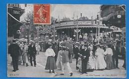 75 - PARIS - FÊTE FORAINE -  MANÈGE - GRAND CAROUSEL - 1907 - ED. STAERCK Fres - Frankreich