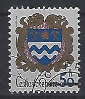 Czechoslovakia 1985  Arms; Havirov (o) Mi.2798 - Czechoslovakia