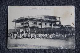 DJIBOUTI - Grand Hôtel CONTINENTAL. - Gibuti