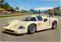 CHAPARRAL 2F  Racing Car - Le Mans