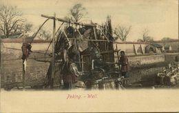 China, PEKING PEIPING, Native Chinese Well (1899) Postcard - China