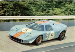 MIRAGE AR  Racing Car - Le Mans