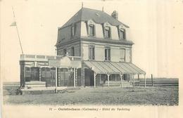14  OUISTREHAM  Hôtel Du Yachting    2 Scans - Ouistreham