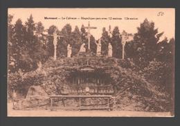 Moresnet - Le Calvaire - Magnifique Parc Avec 12 Stations - 12e Station - éd. A. Baltus, Moresnet - Plombières