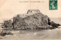 Environs De BREST - Fort De BERTHAUME - - Brest