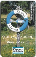 Sweden - Telia - Kåpyrajt Kopiering - 05.1997, 1.500ex, Mint (check Photos!) - Sweden