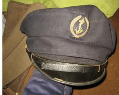 Casquette Marine à Déterminer - Headpieces, Headdresses