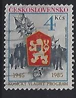 Czechoslovakia 1985  40th Ann. Of Kosice Reforms  (o) Mi.2807 - Czechoslovakia