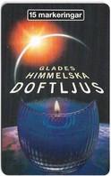 Sweden - Telia  - Glades Doftljus II - 11.1997, 700ex, Mint (check Photos) - Sweden